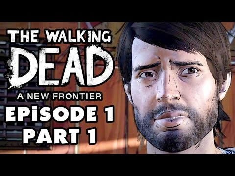 The Walking Dead: A New Frontier - Season 3 Episode 1: Ties That Bind - Gameplay Walkthrough Part 1