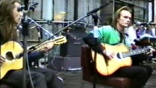 Концерт возле киришского ДК, 1993 год.