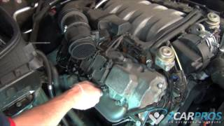 Spark Plug Replacement Mercedes Benz ML500