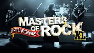 Festival de tributos MASTERS OF ROCK XL 2019 en Barcelona el February de 8, 2020 en notikumi