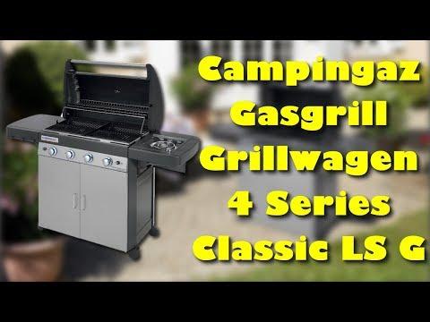 Campingaz Gasgrill Grillwagen 4 Series Classic LS G - Unter 400 Euro kaufen??!!