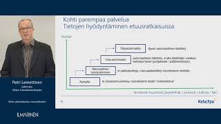 Kansallinen tulorekisteri -webinaari 17.9.2018 / Petri Lemettinen