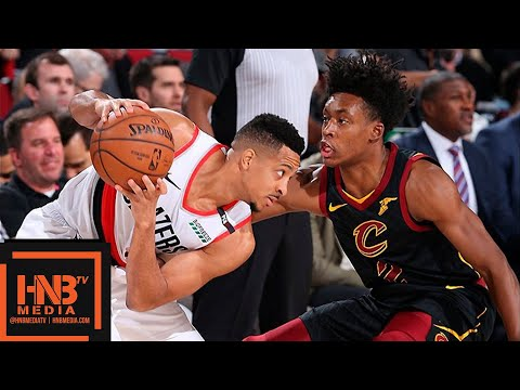 Cleveland Cavaliers vs Portland Trail Blazers Full Game Highlights | 01/16/2019 NBA Season
