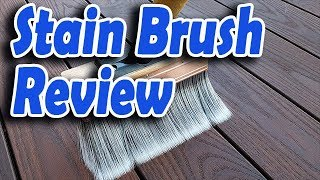 Best Stain Brush