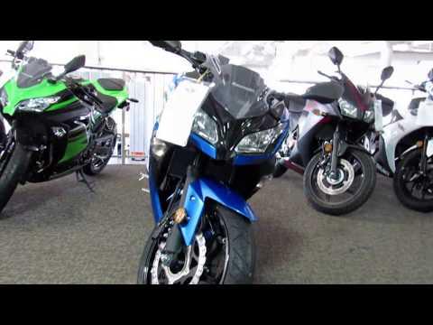 2017 Kawasaki Ninja 300 ABS in Irvine, California