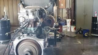 DDEC V Detroit Engine