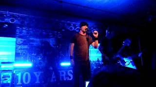 "10 Years - ""All Your Lies""  (Jackson, MS) 7/24/11"