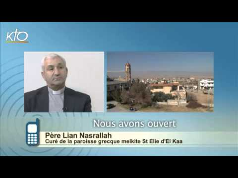 Père Lian Nasrallah : On a des soucis pour l'avenir des Libanais