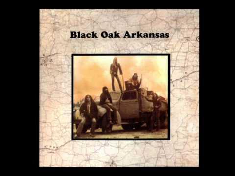 Black Oak Arkansas - Uncle Elijah.wmv