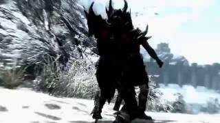 The Elder Scrolls V : Skyrim. Добивания врагов с одноручным и двуручным оружием