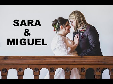 Teaser Sara y Miguel