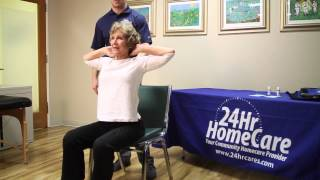 Physical Therapy Exercises for Seniors: Shoulder Pain Relief - 24Hr HomeCare