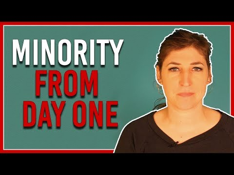 Minority from Day One: How I've Dealt with Being Different | Mayim Bialik