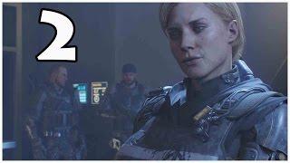 Black Ops 3 Walkthrough - Part 2- Misson 2 - New World