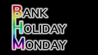 <b>Ant Henson</b>  Bank Holiday Monday