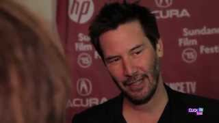 Sundance 2015: Keanu Reeves and girls talk about making Knock Knock