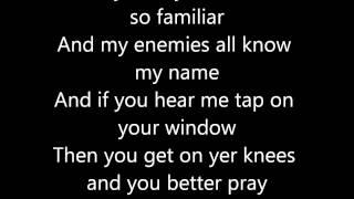 Oasis Gas Panic Lyrics
