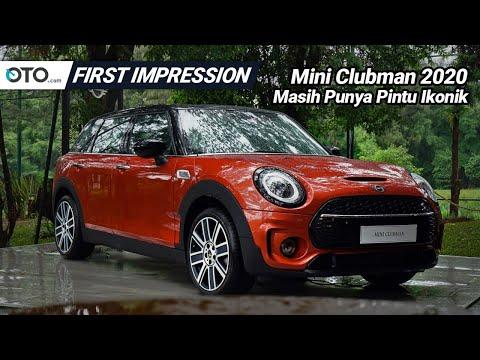 Mini Clubman 2020 | First Impression | Masih Punya Pintu Ikonik | OTO.com