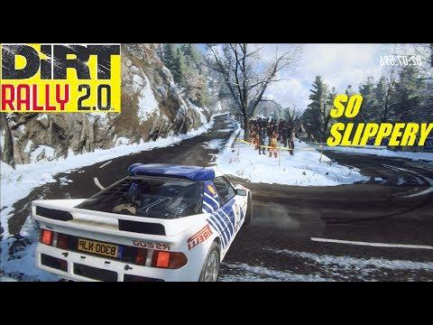 DiRT Rally 2.0 - I Hate ICE!!!