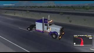American Truck Simmp Police Escort