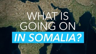 What is going on in Somalia