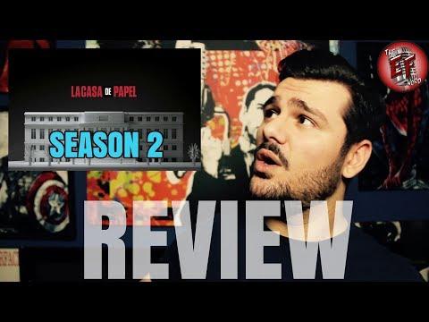 DOWNLOAD: Money Heist Season 1 Episode 2 - REACTION!! Mp4