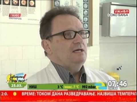 Pretraga krvi za dijagnozu dijabetesa