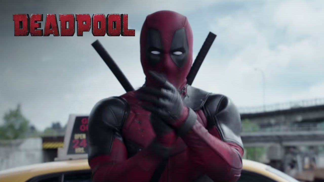 Deadpool - On Digital HD