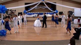 Baile principal  de Quinceanera 2009