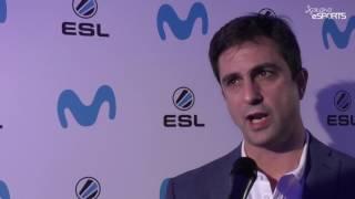 Las claves del acuerdo entre Movistar y ESL - Entrevista
