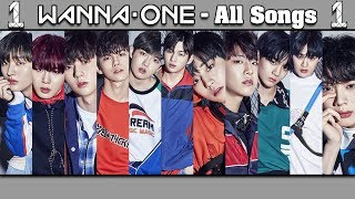 Wanna One (워너원) All Songs & Album Compilation