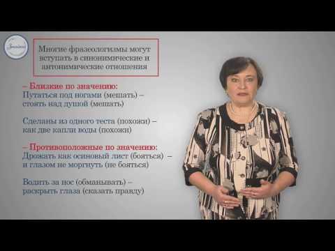 Фразеологизмы. Источники фразеологизмов