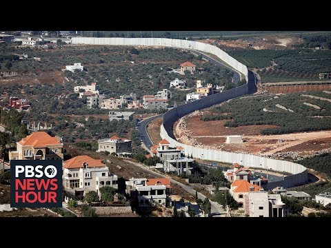 For Israelis along the Lebanon and Gaza borders, even a normal day is plagued with tension
