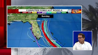 Norcross: Big questions about Tropical Storm Isaias forecast