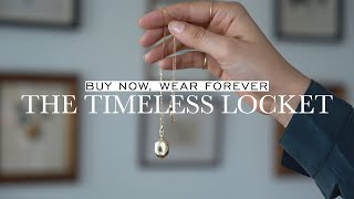 My New Locket & Some Tips For Buying Your Own | Buy Now, Wear Forever Ep. 2