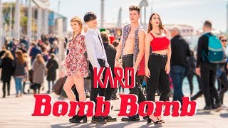 [KPOP IN PUBLIC] | KARD (카드)   BOMB BOMB (밤밤) Dance Cover [Misang] (One Shot Ver.)