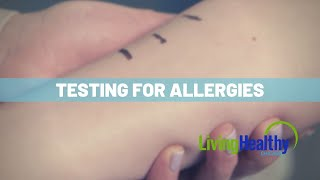 How Allergy Testing Works
