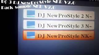Sample S975   S970   S950 - Bộ 3 DJ NewProStyle NKB V2 0 - Nam Keyboard   Sampler 2019