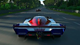 Gran Turismo Sport - Gameplay Nissan R92CP @ Le Mans [1080p 60fps]