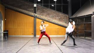 """""""OMG by Usher"""" SYTYCD Choreography submission by Alvin de Castro"""