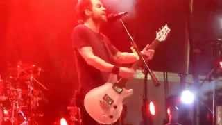 Chevelle - I Get It - Live 4-12-14 Fiesta Oyster Bake
