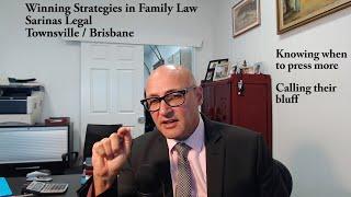 Winning Strategies in Family Law