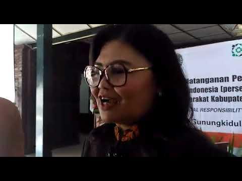 Direktur BPJS, Andayani Budi Lestari