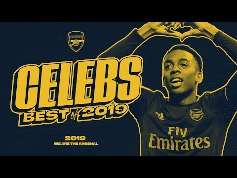 Which is your favourite Arsenal celebration? | Auba Laca Ozil | Best of 2019 compilation