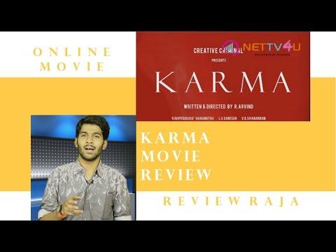 Karma Movie Review