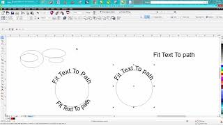 Corel Draw Tips & Tricks Fit Text to path