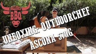 MallorcaBBQ Folge 13: Outdoorchef Ascona 570G (Unboxing)