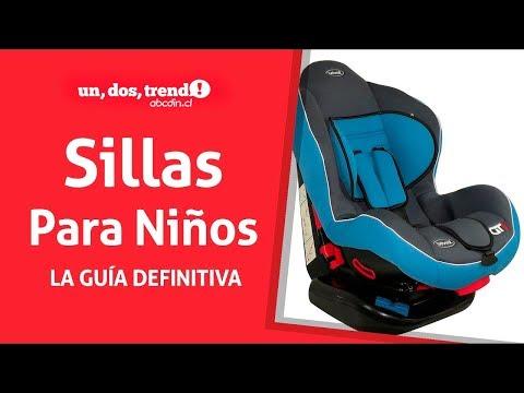 Cómo elegir Sillas de Auto para Niños