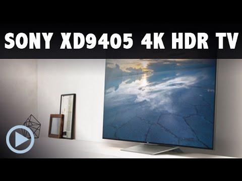 Im Test: SONY 75 XD9405 UHD / 4K Fernseher X940D