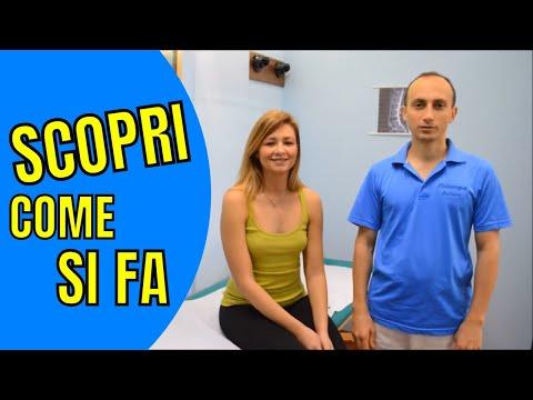 Trattamento Bubnovsky di video rachide cervicale ernia